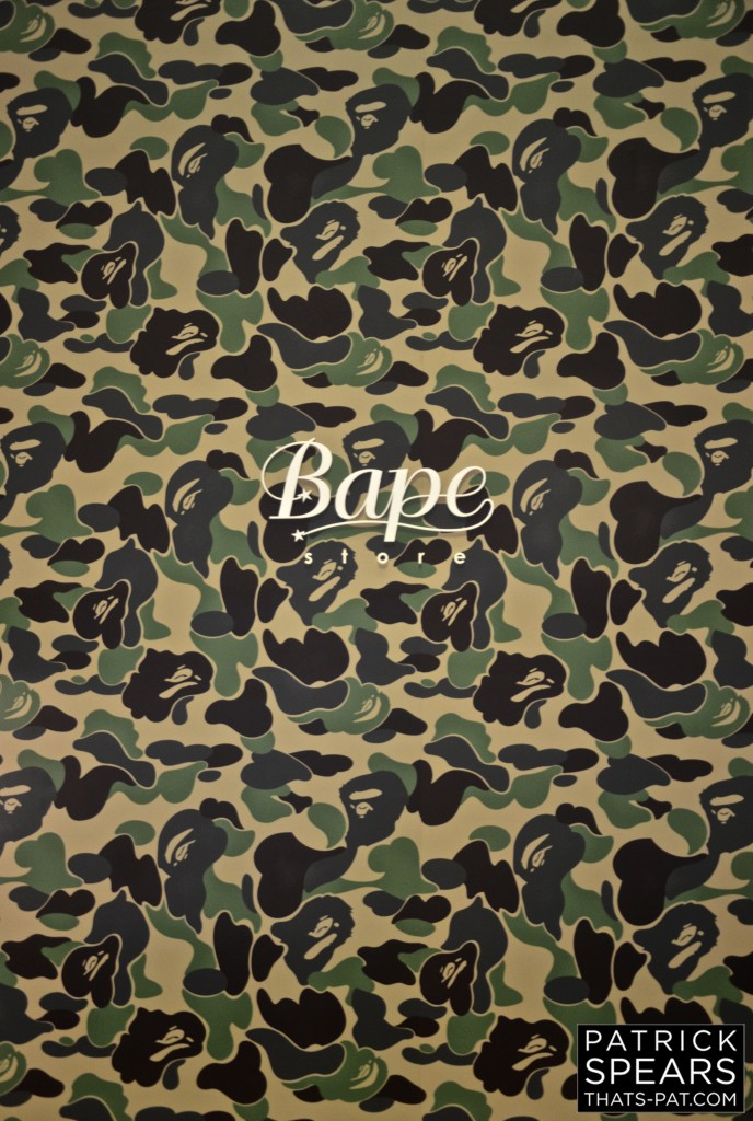 BAPE STORE NYC
